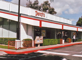 The Denny's it started in.
