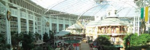 TThe main Atrium at Opryland