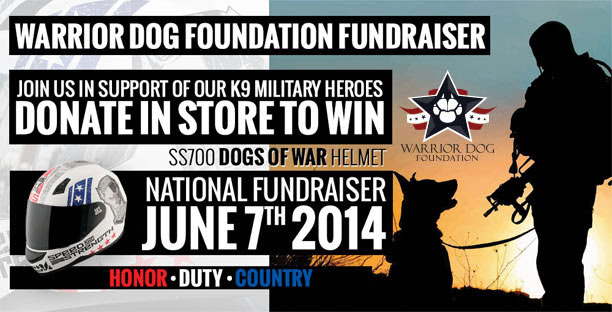 Warrior Dog Foundation Fundraiser