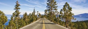 Lake Tahoe Road