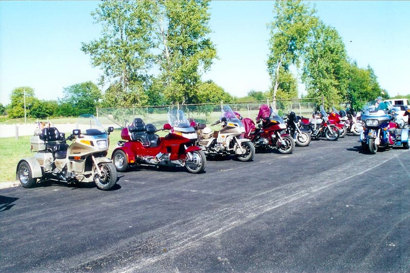 The History of Trikes - Wing World Magazine
