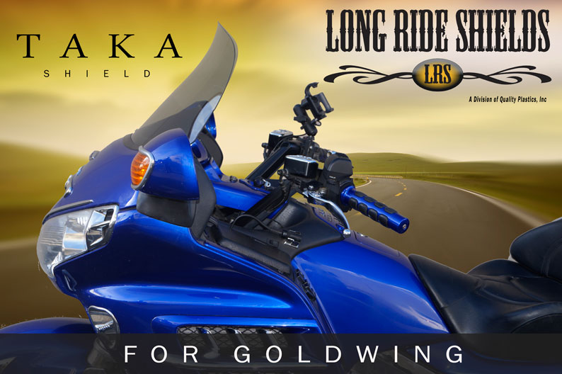 Taka Long Ride Shield