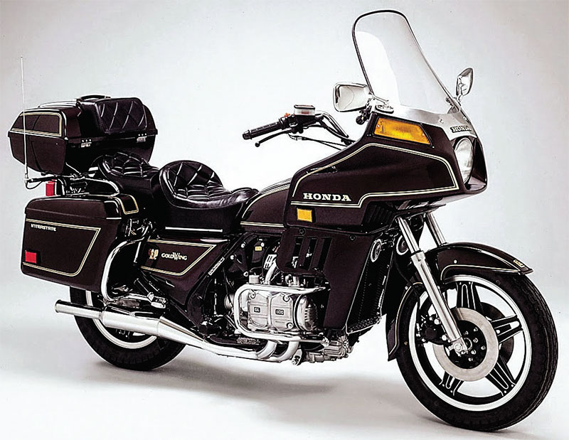 Gold Wing - Classic