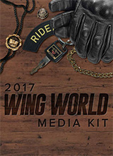 Wing World Magazine - Media Guide 2017